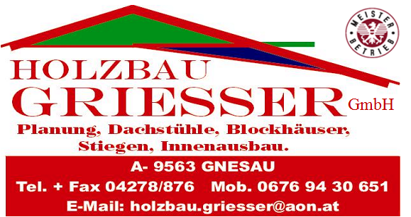 Holzbau Griesser